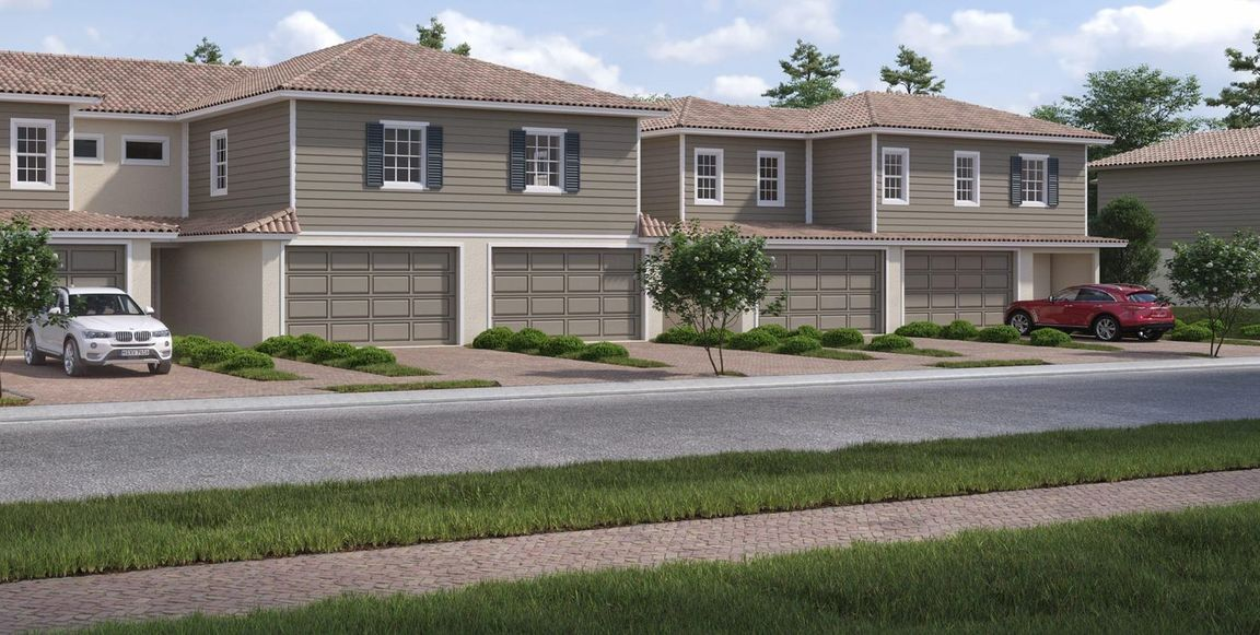 Ready To Build Home In Riverwalk Club Community