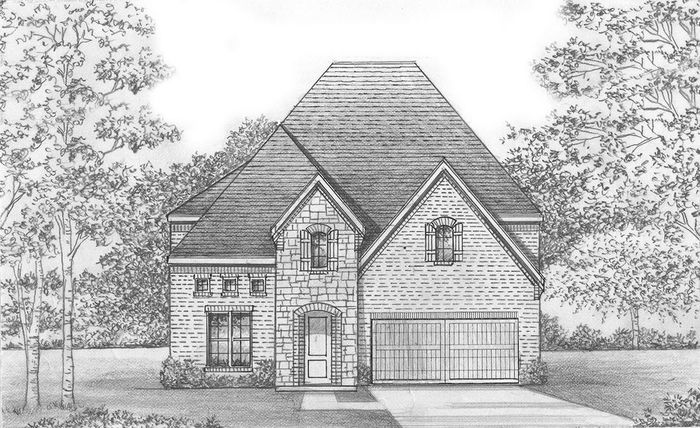 Ready To Build Home In Estates at Shaddock Park Community