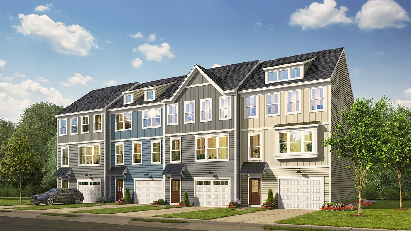 Move In Ready New Home In Pleasant Green Community
