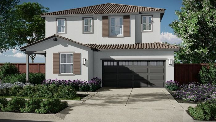 Ready To Build Home In Carousel at Westfield Community