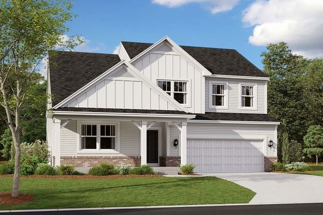 Ready To Build Home In Tamarack Community