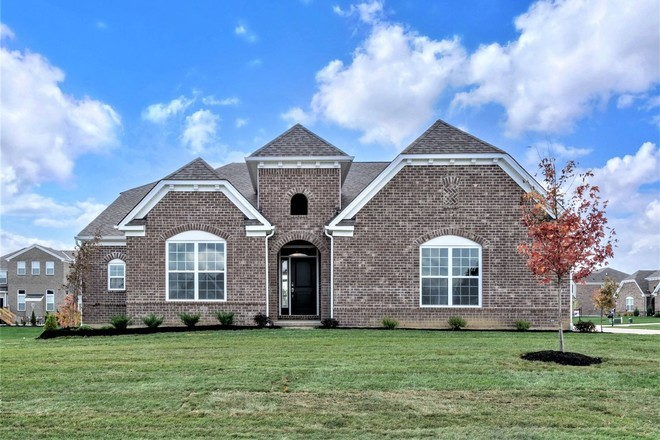 Move In Ready New Home In Wynstone Community