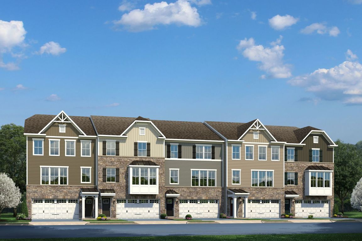 Ready To Build Home In Whitetail Meadows Townhomes Community