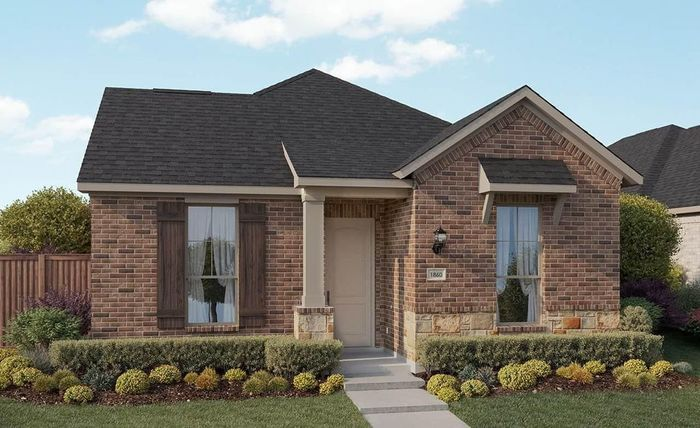 Ready To Build Home In Viridian Community