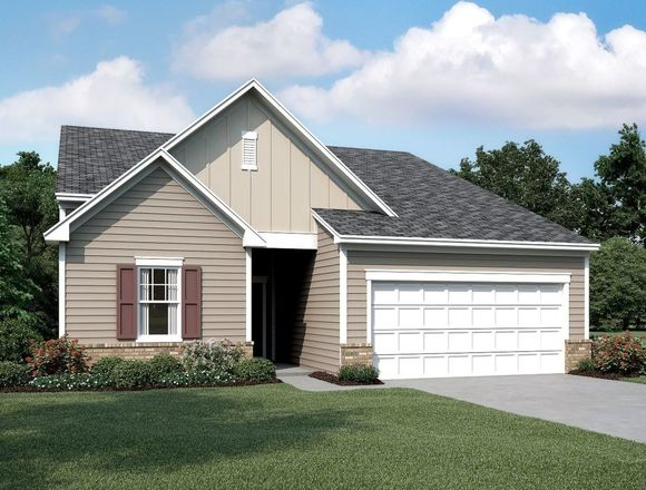 Ready To Build Home In Bridlewood Farms Community