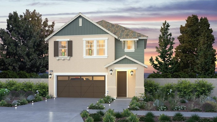 Ready To Build Home In Gabion Ranch - Ridgeview Community