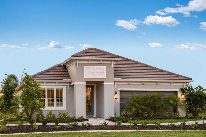 Ready To Build Home In Windward Community