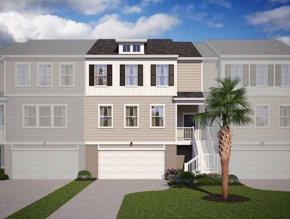 Ready To Build Home In Marsh View Commons Community