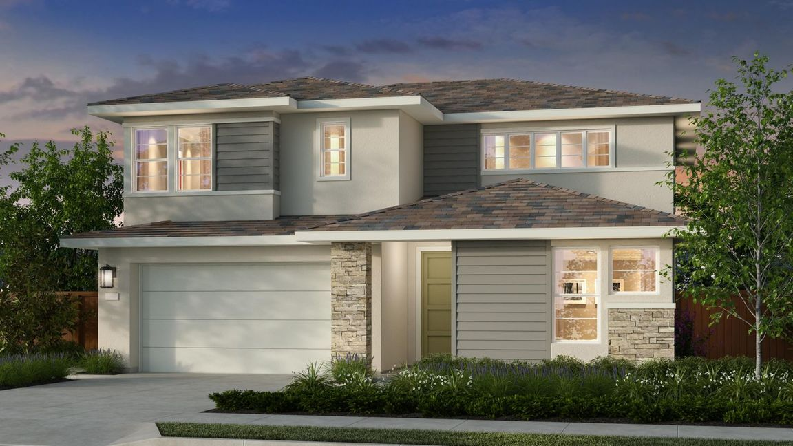 Ready To Build Home In Iron Ridge at Russell Ranch Community