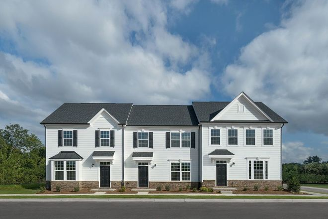 Ready To Build Home In Townhomes at Cramerton Mills Community