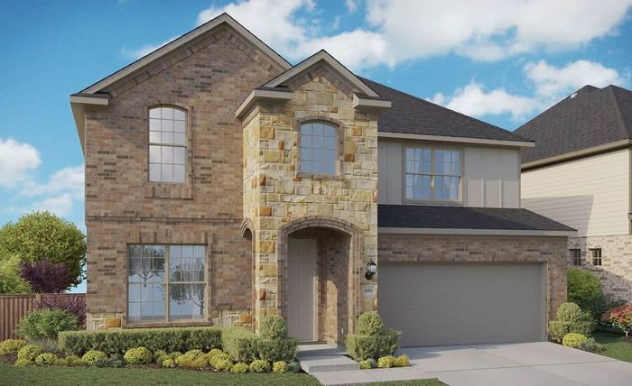 Ready To Build Home In Newport Community