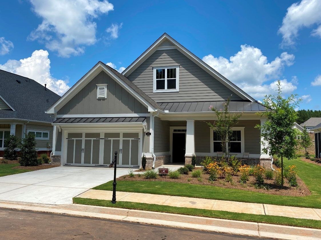 Ready To Build Home In Orchards of Central Park Community