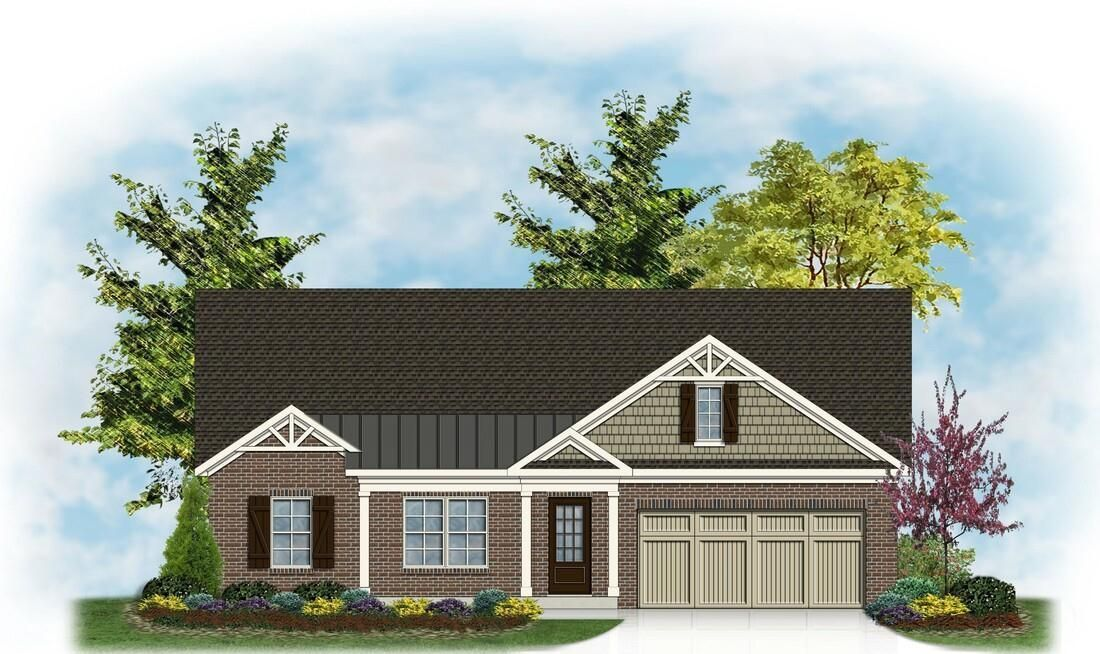 Ready To Build Home In Eastgate Community