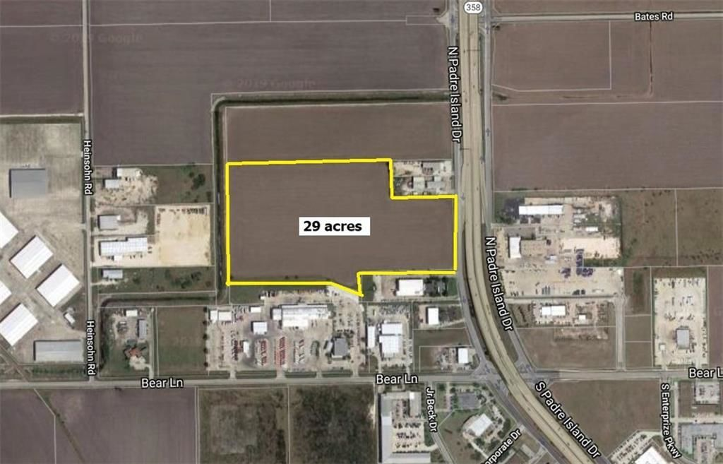 Lot In Corpus Christi Airport District