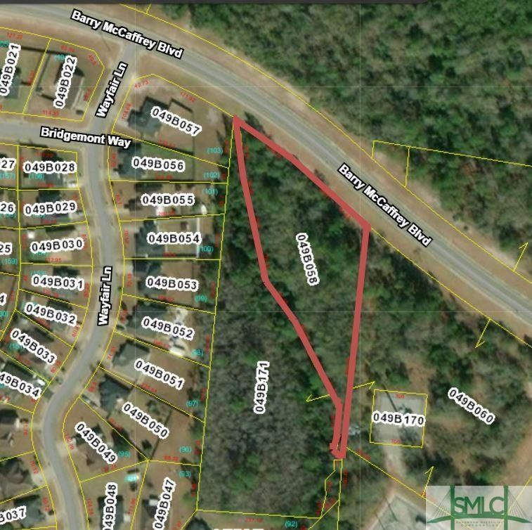 Lot In Hinesville