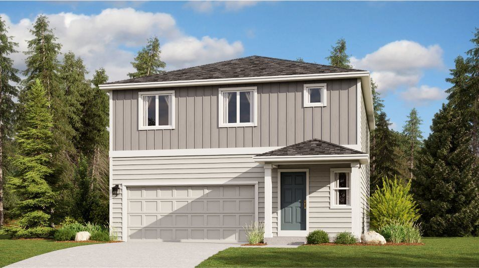 Ready To Build Home In Daisy Crossing Community