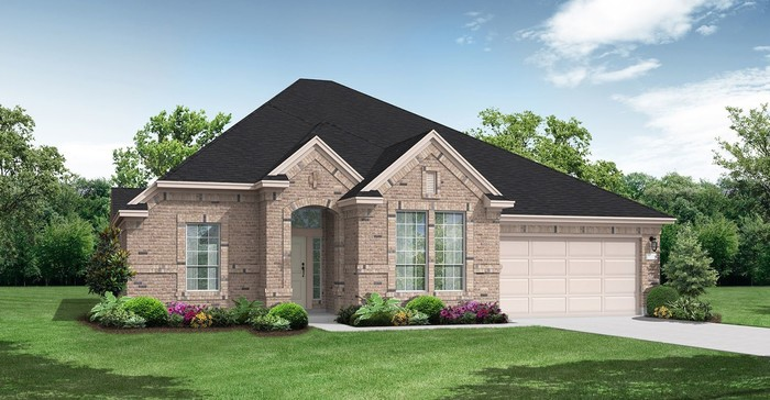 Ready To Build Home In Auburn Hills Community