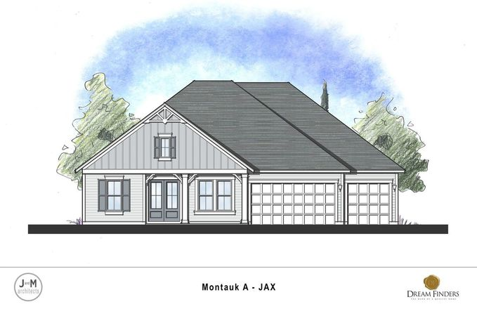 Ready To Build Home In Shearwater Community