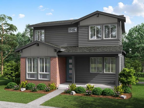 Ready To Build Home In The Canyons Community