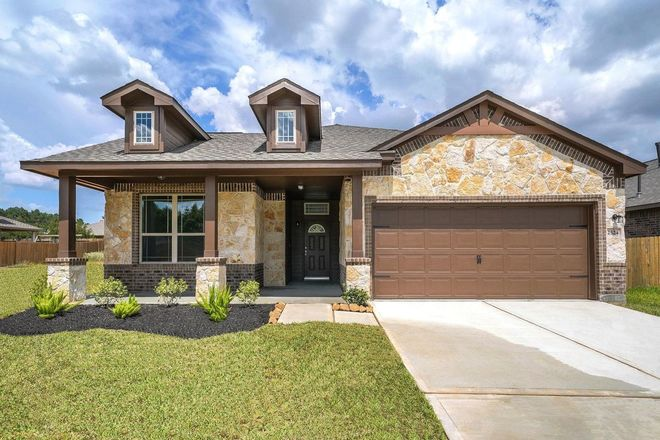 Ready To Build Home In Deer Pines Community
