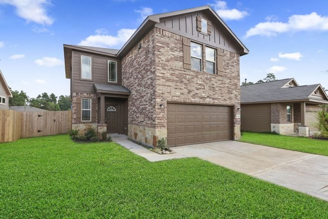Ready To Build Home In Granger Pines Community