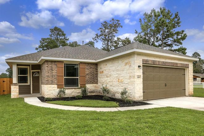 Ready To Build Home In Liberty Estates Community