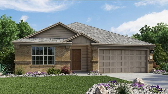 Ready To Build Home In Voss Farms - Barrington, Brookstone II & Westfield Community