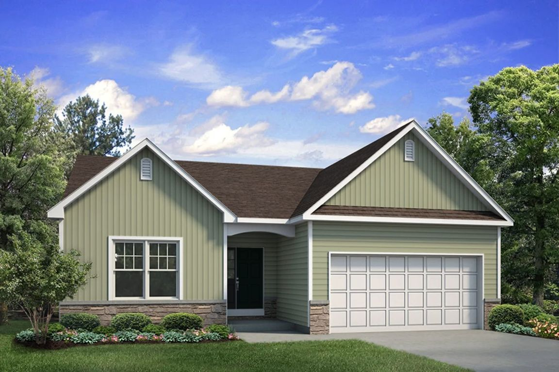 Ready To Build Home In Golden Oaks Village Community