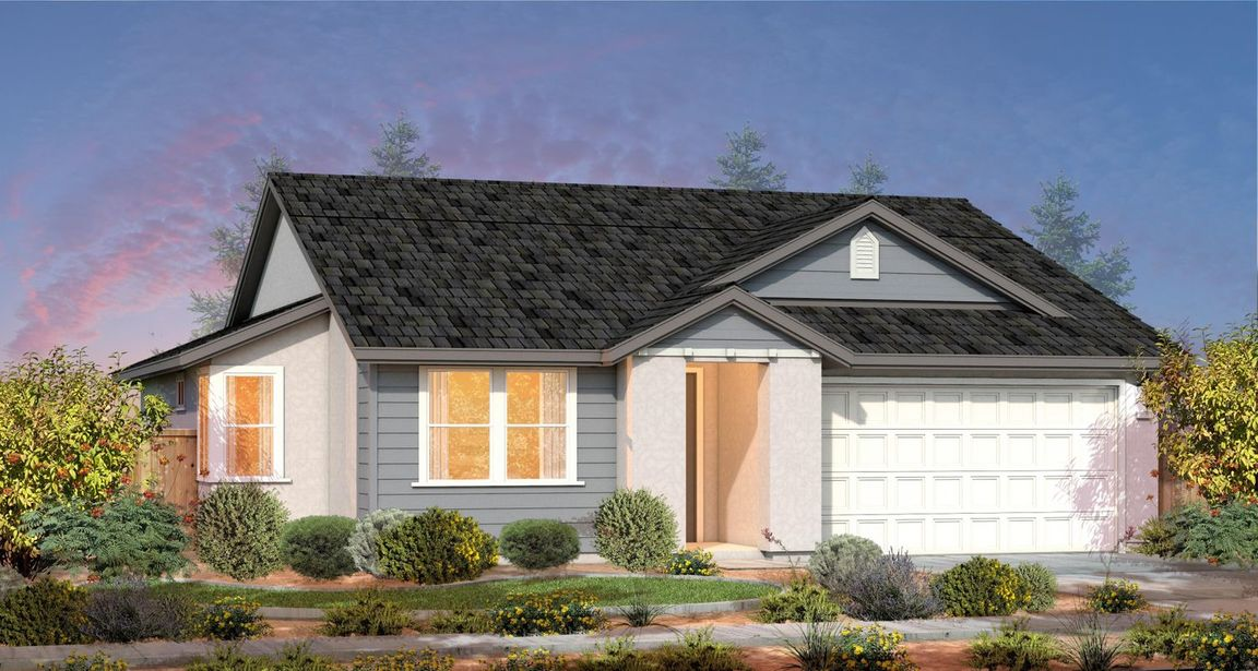 Ready To Build Home In Valley Vista Community