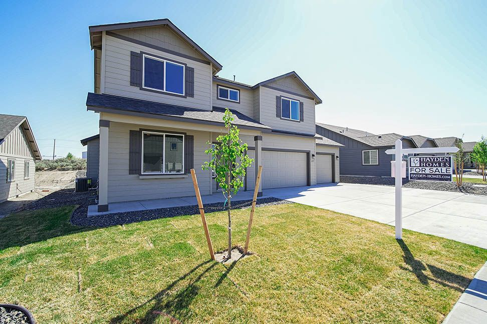 Ready To Build Home In Cottages at Clearwater Creek Community