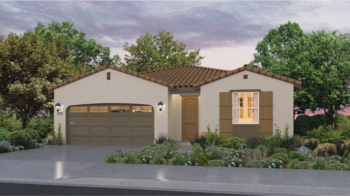 Ready To Build Home In Menifee Town Center - Union Place Community
