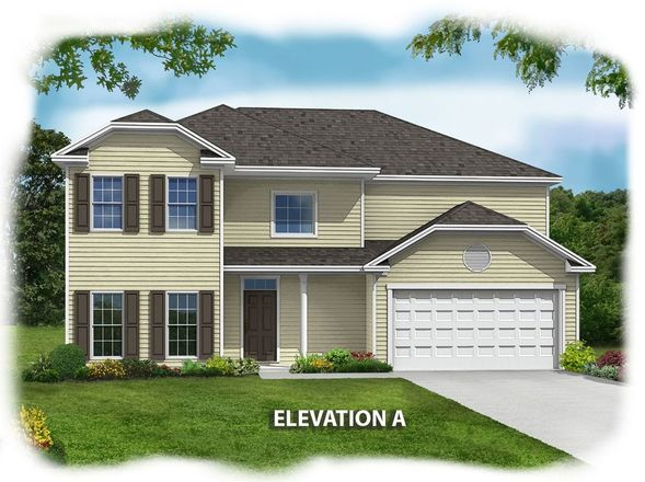 Ready To Build Home In Savannah Highlands Phase 6 and 7 Community