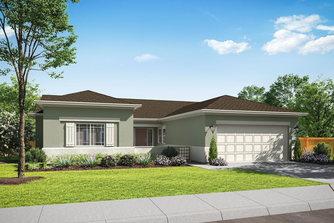 Ready To Build Home In Sunrise Landing Community