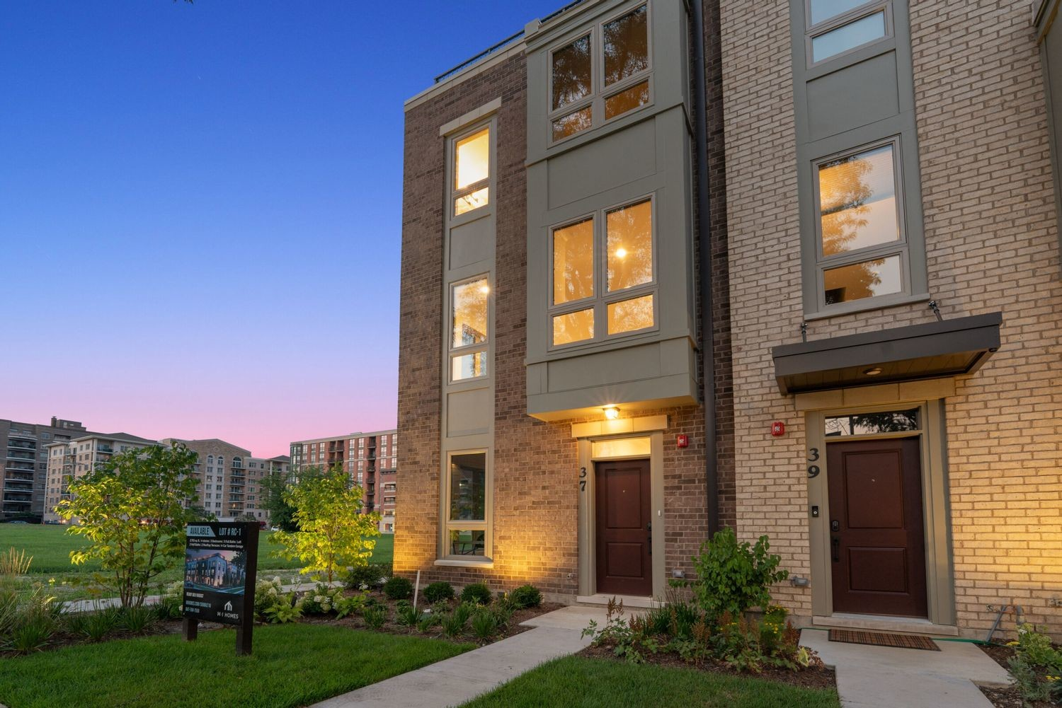 Move In Ready New Home In Sigwalt 16 Community