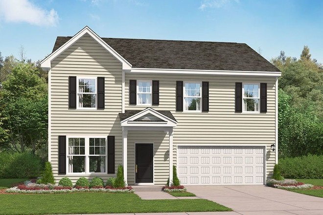 Ready To Build Home In Rocky Springs Community