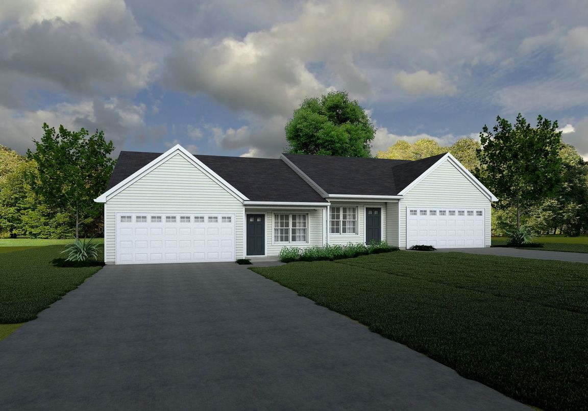 Ready To Build Home In Sagebrook Community