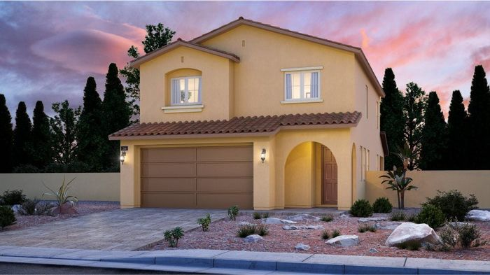Ready To Build Home In Silverado Valley - The Crest Community