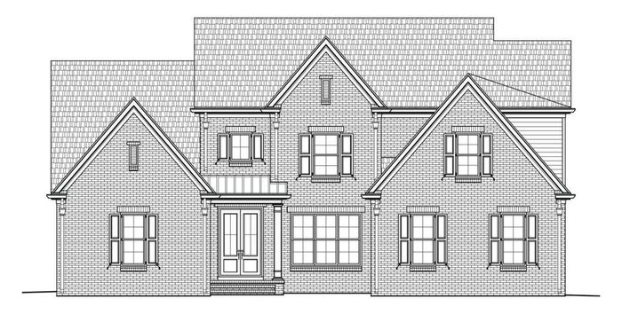 Ready To Build Home In Winstead Farms East Community