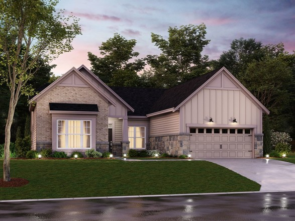 Ready To Build Home In Westchester Community