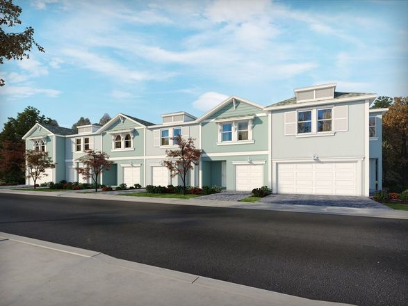 Ready To Build Home In Catalina Community