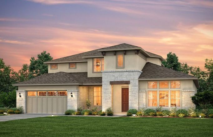 Ready To Build Home In Bluffview Community