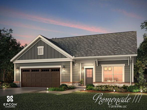 Ready To Build Home In The Courtyards at Eastfield Farm Community