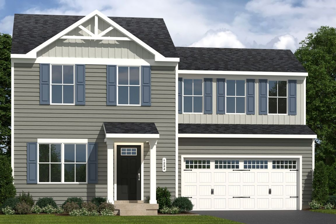 Ready To Build Home In Sunset Point Community