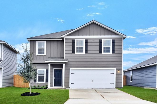 Ready To Build Home In Luckey Ranch Community