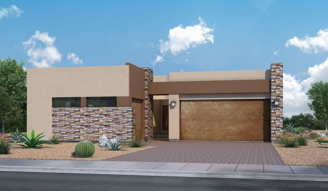 Ready To Build Home In The Enclave at Stone Canyon V Community