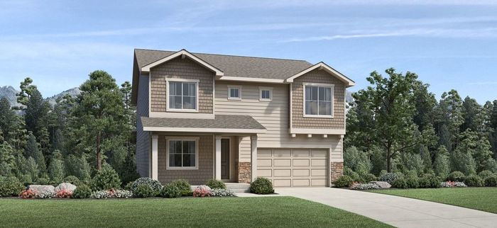 Ready To Build Home In Montaine - Point Collection Community