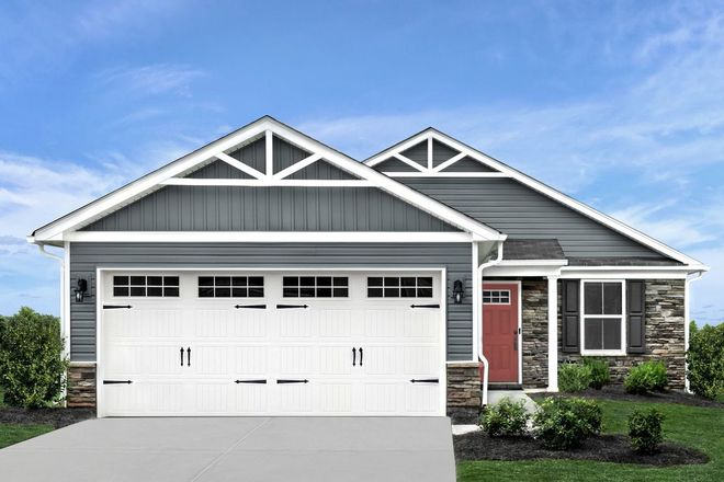 Ready To Build Home In Villas of Meadow View Community
