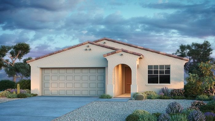 Ready To Build Home In Granite Hills Discovery Collection Community