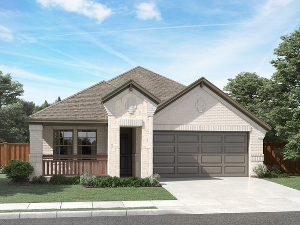 Ready To Build Home In Parkside Village Community
