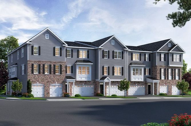 Ready To Build Home In Heritage at Middletown Community